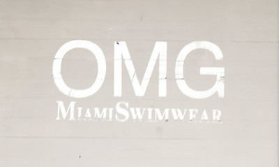 OMG MiamiSwimwear Collection