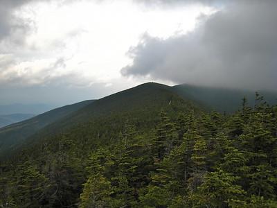 Mt. Moosilauke w/taksan clouds