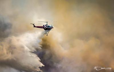 Highway 50- EDH Fire