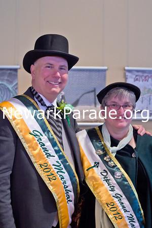 2012 Parade - Grandstand Ceremonies