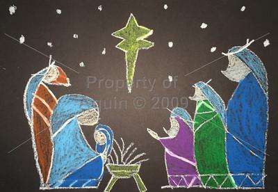 st. joe's december/christmas art . 12.23.15