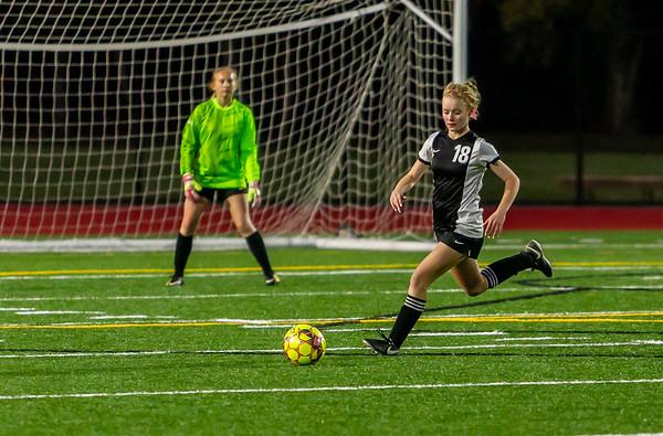 Set two: Vashon Island High School Girls Varsity Soccer v Annie Wright 10/30/2019