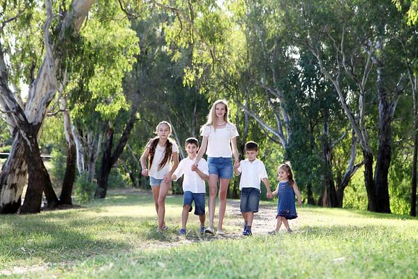 Sharon's Family.