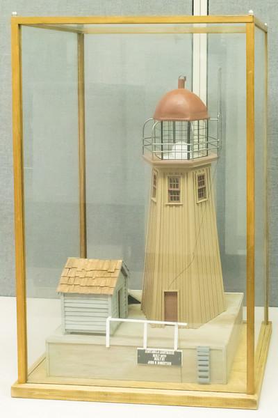 Ashtablula Lighthouse - 1859