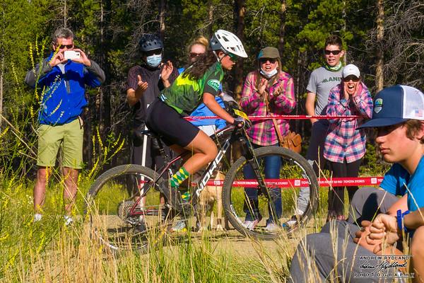 2021 Crystal Region - Leadville ITT Race - Varsity Girls