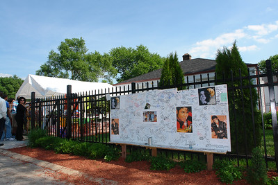 THE CITY OF GARY, INDIANA, the birthplace of MICHAEL JACKSON