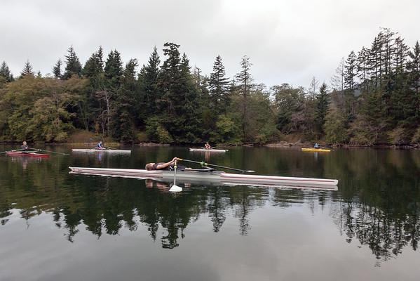 Orcas Rowing 2014 - 2015