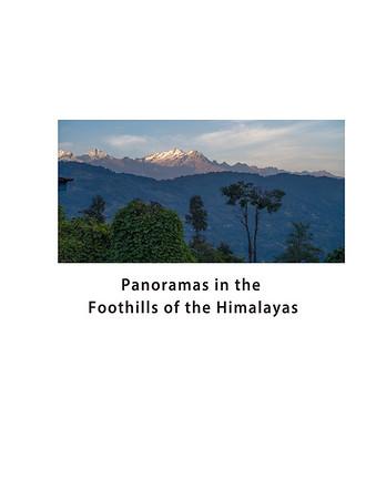 INDIA 2017 - Panoramics