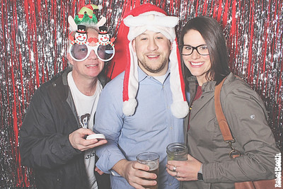 12-13-19 Atlanta Punch Bowl Social Photo Booth - TransUnion's Holiday Party - Robot Booth