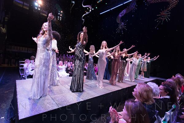 Caren Koslow Fashion Show - Bass Hall - 7 Dec 2018