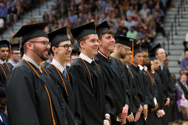 Spring Graduation - PM
