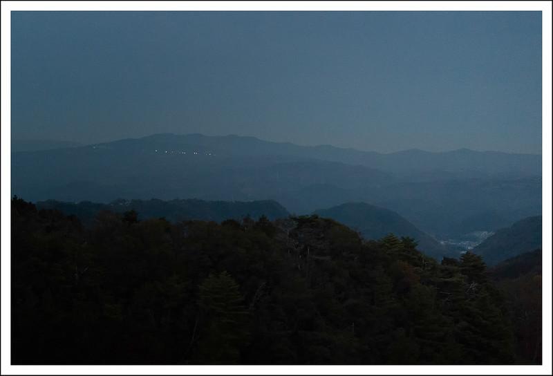 Somewhere in Izu as we were heading back to Hakone.