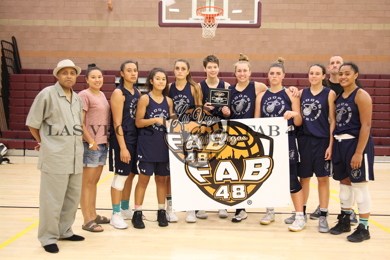 Hoop ASL - 17U Runner Up