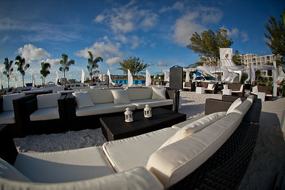 2016.10.08 Sunset Lounge Setup