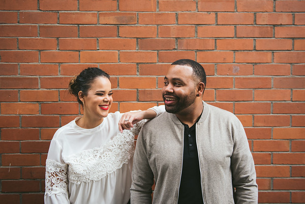 Anwar and Stephanie