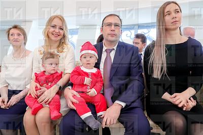 21.11.2019 Вручение сертификатов маткапитала  (Салават Камалетдинов)