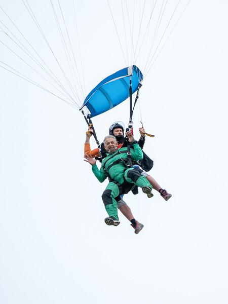 Skydive Spaceland, May 2021
