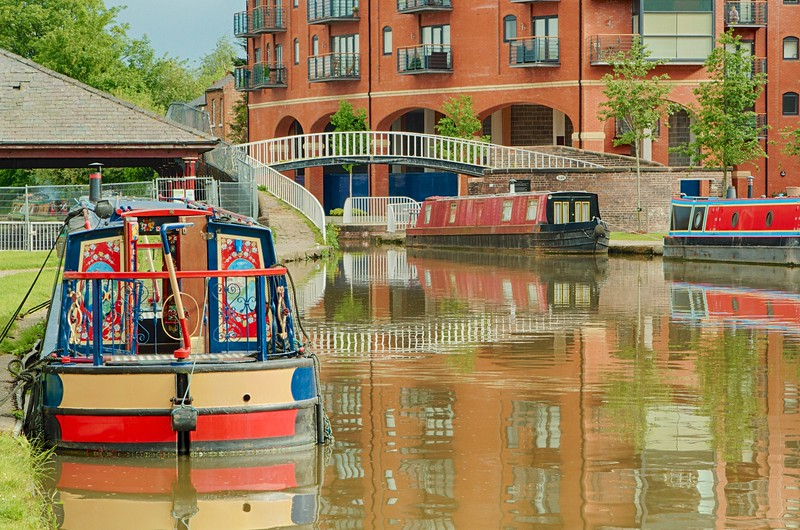 Shropshire Union Canal – Chester