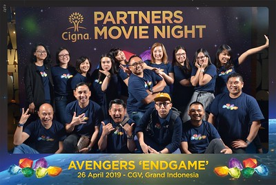 190426 | Cigna Partners Movie Night Avengers:End Game