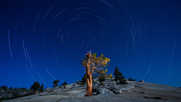 Night Photos Eastern Sierras
