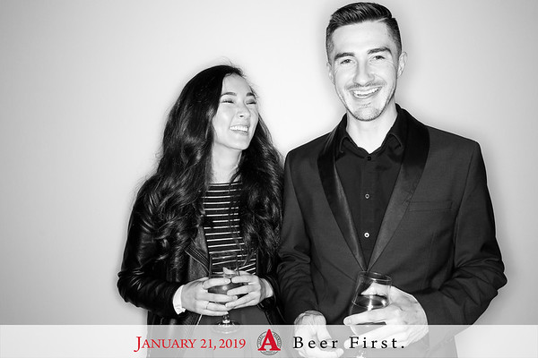 Avery Brewing Holiday Party | 01.21.19