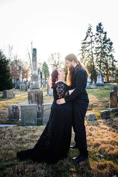 KELLSIE AND TYLER - LAUREL HILL CEMETERY - ENGAGEMENT PHOTOGRAPHY-23.jpg