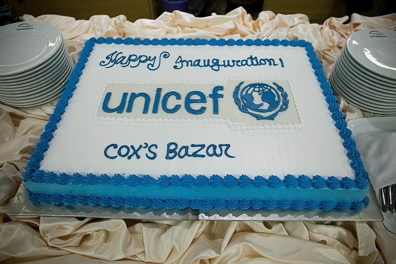 LOW RES-Inauguration of UNICEF Office Cox's Bazar - 08-08-2018-sujanmap