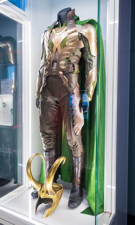 MARVEL'S AVENGERS S.T.A.T.I.O.N. - Loki costume