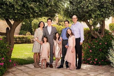Geller Family - Israel 2017