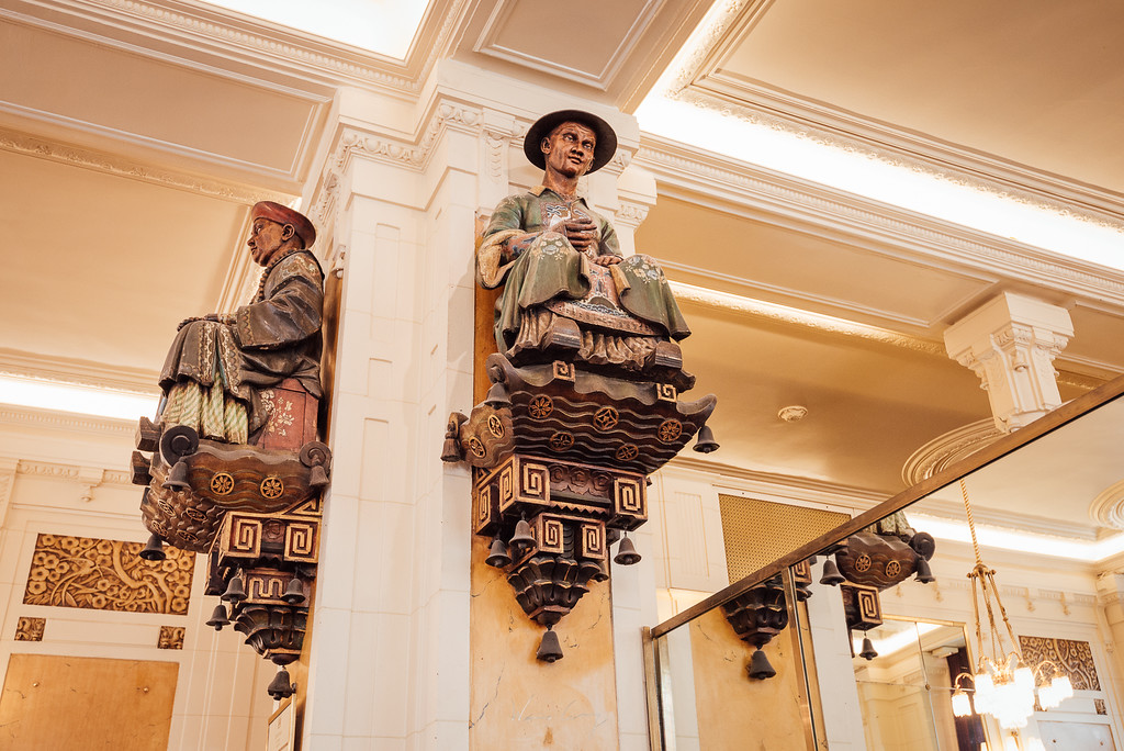 到巴黎攝影 雙叟咖啡館 Les Deux Magots by Wilhelm Chang 張威廉