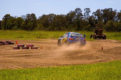 WRX Rally Experience