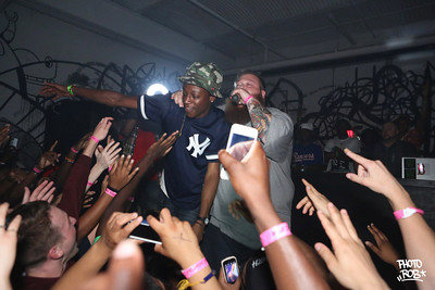 Joey Bada$$'s Summer Knights Mixtape Party with special guests Pro Era 285 Kent