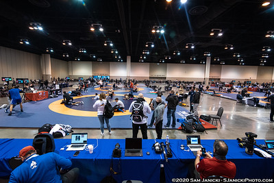 Venue - 2020 UWW Junior & U23 Nationals - 11/13/20
