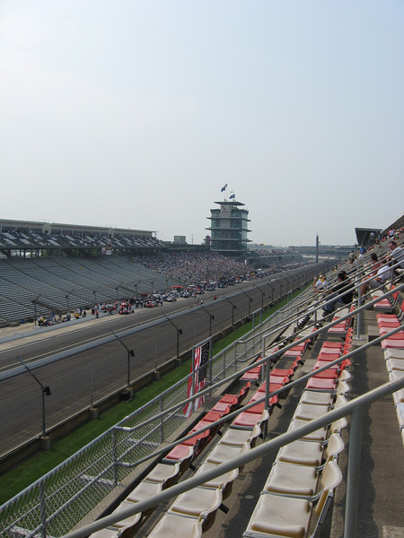 2007-05-25 Indy 500 - Carb Day