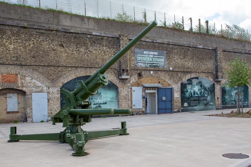 Dunkirk Evacuation Museum