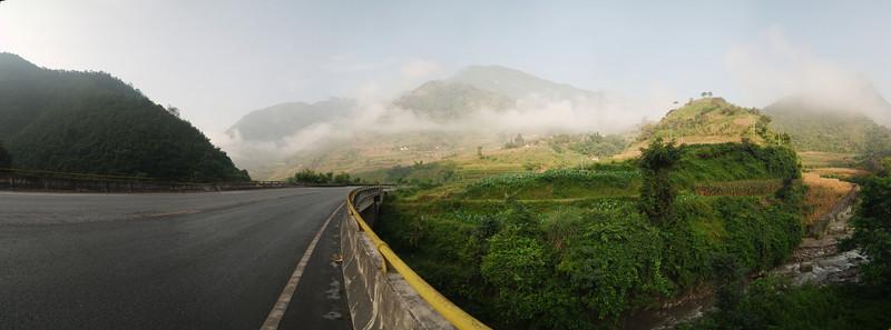 Nanjian to Lincang (Highway G214)