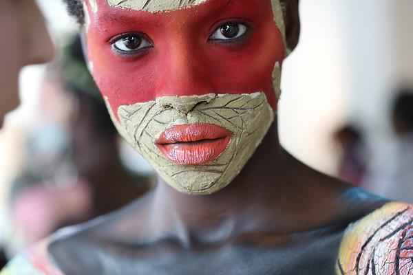 Equatorial Guinea Body Painting Festival 2019