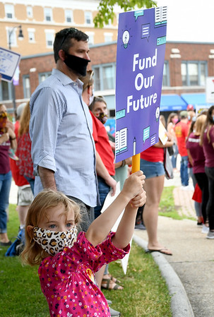 Rallies for Education - 061520