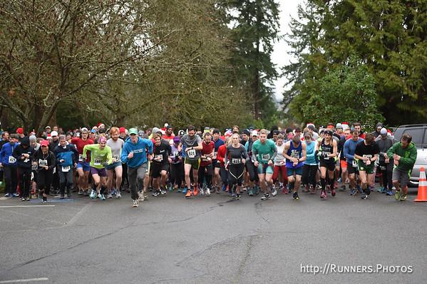 Seward Solstice Run - Dec 16th, 2017
