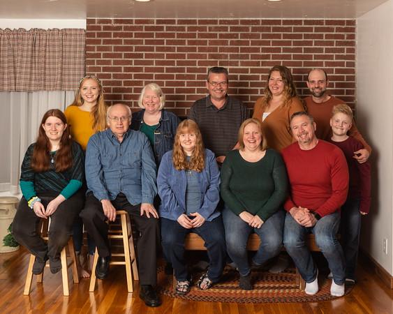 Wayne Pyle Family