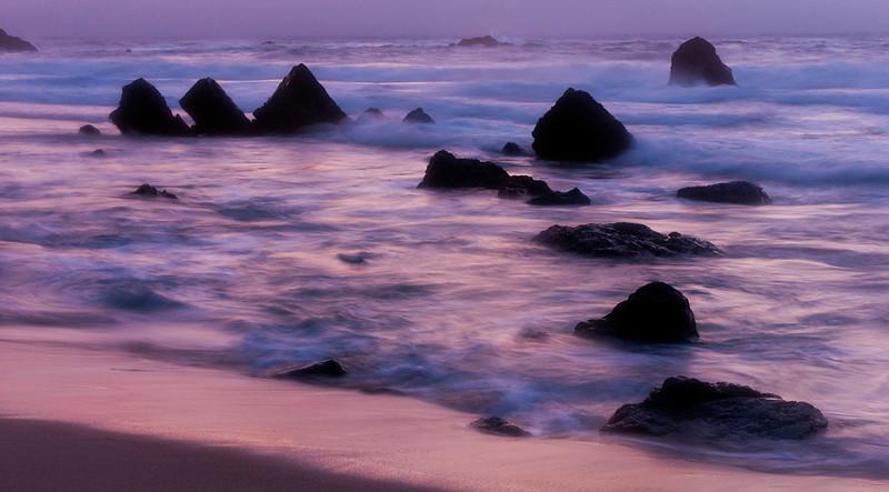 Garrapata Sunset Garrapata Beach State Park, Big Sur, CA