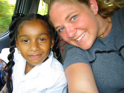 Roatan, Honduras 2003