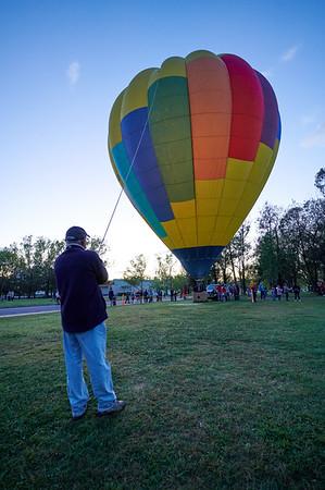 Canberra Balloon Launch 2020