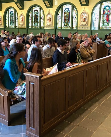 2019.05.26 Father Marcos' Billerica Mass of Thanksgiving