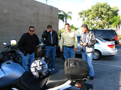 2009-11 Fall ride to Clewiston