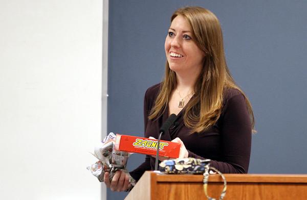 2013 Dr. Christina Yarborough Wildfire, Engineering Week
