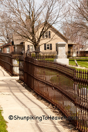 Cemetery Fences and Walls