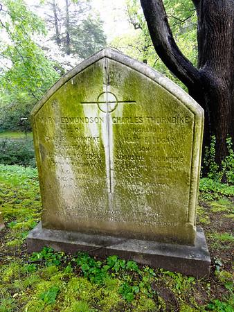 Mt. Auburn Cemetery - Cambridge, MA
