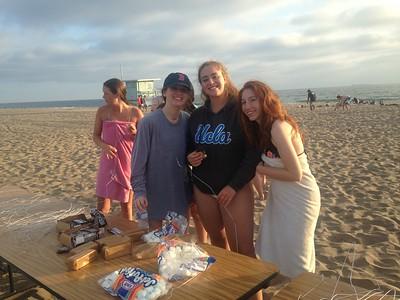 2016 Senior Beach Trip