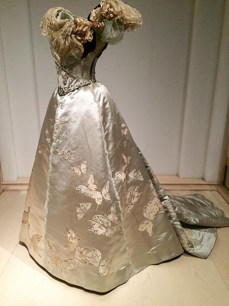 Met Museum Couture Gallery